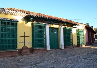 Case Trinidad - Diario di viaggio a Cuba