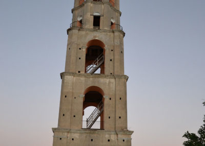 Torre di Manca Iznaga, Trinidad - Diario di viaggio a Cuba
