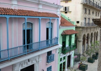 Calle Oficios, L'Havana - Diario di viaggio a Cuba