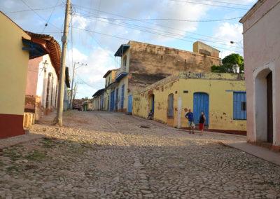 Callejon de la Soledad, Trinidad - Diario di viaggio a Cuba
