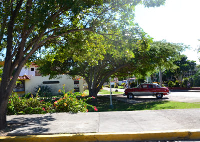 Centro città Varadero - Diario di viaggio a Cuba