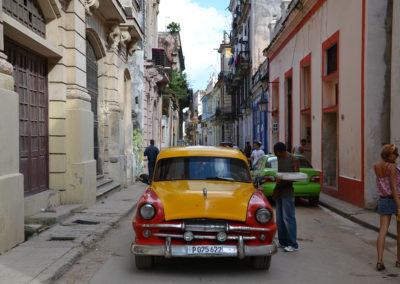 Calle Empredado, L'Avana - Diario di viaggio a Cuba