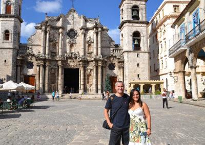 Catedral de San Cristobal, L'Avana - Diario di viaggio a Cuba