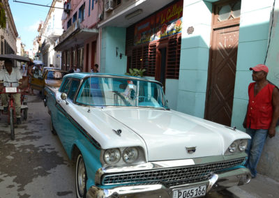 Auto d'epoca L'Avana - Diario di viaggio a Cuba