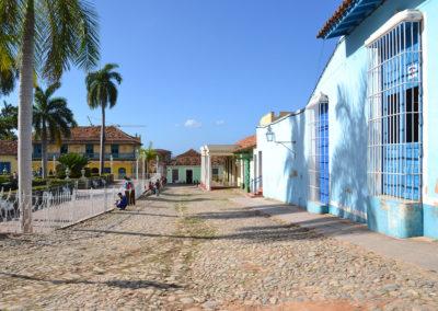 Calle Cristo, trinidad - Diario di viaggio a Cuba