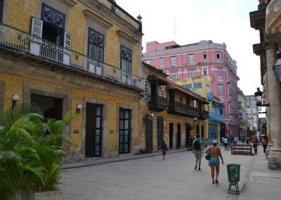 Calle Obispo, L'Avana - Diario di viaggio a Cuba
