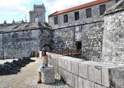 Castello de la Real Fuerza, L'Avana - Diario di viaggio a Cuba