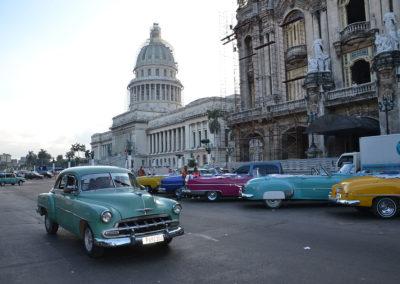 El Capitolio -Il Campidoglio-, L'Avana - Diario di viaggio a Cuba