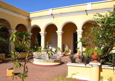 Museo de Historia Municipal - Palatio Cantero, Trinidad - Diario di viaggio a Cuba