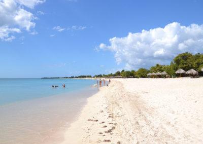 Playa Ancon, Trinidad - Diario di viaggio a Cuba