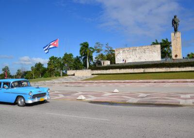 Mausoleo di Che Guevara, Santa Clara - Diario di viaggio a Cuba