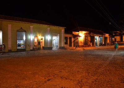 Trinitad di notte - Diario di viaggio a Cuba