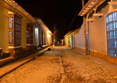 Trinidad di notte - Diario di viaggio a Cuba