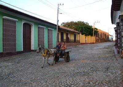 Calle Amargura, Trinidad - Diario di viaggio a Cuba