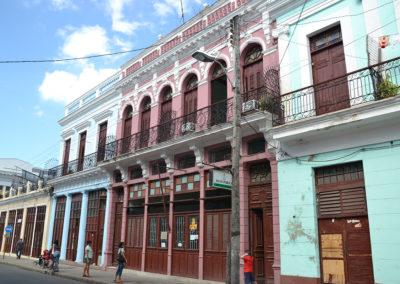 Edifici Cienfuegos - Diario di viaggio a Cuba