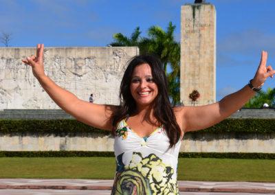 Mausoleo di Che Guevara, Santa Clara Diario di viaggio a Cuba