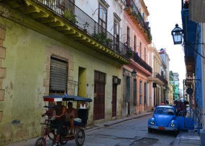 Calle Habana, L'Avana - Diario di viaggio a Cuba