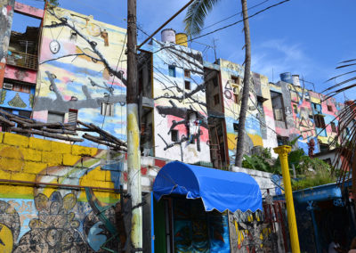 Callejon de Hamel, L'Avana - Diario di viaggio a Cuba