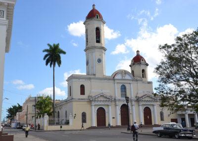 Catedral de la Purisima Conception, Parco Josè Martì, Cienfuegos - Diario di viaggio a Cuba