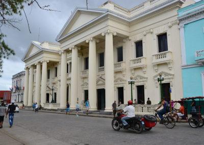 Palacio provincial -Santa Clara - Diario di viaggio a Cuba