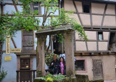 Tour des Voleurs, Riquewirh - Diario di viaggio in Alsazia