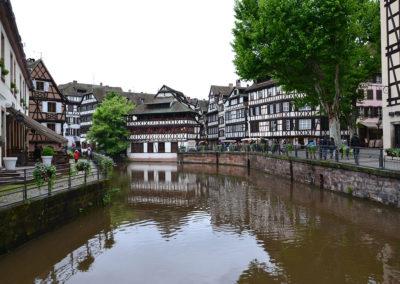 Grande Ile, Strasburgo -Diario di viaggio in Alsazia