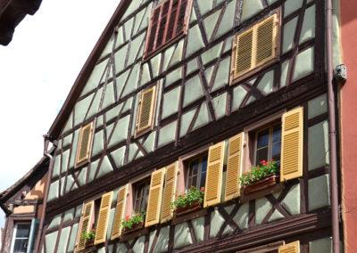 -Maison, Colmar - Diario di viaggio in Alsazia
