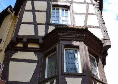 Maison, Colmar - Diario di viaggio in Alsazia