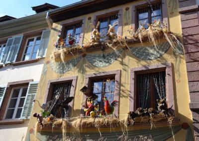 -Maison, Ribeauvillè - Diario di viaggio in Alsazia