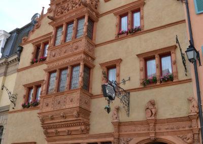 Maison des Tetes, Colmar - Diario di viaggio in Alsazia