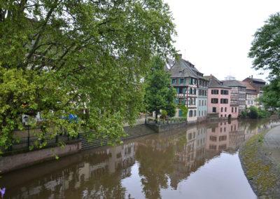 Petite France, Strasburgo Grande Ile, Strasburgo -Diario di viaggio in Alsazia