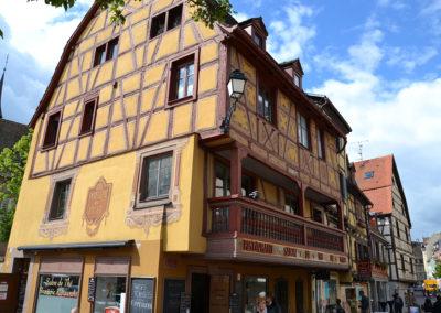 Maison La Patisserie du Musee, Colmar - Diario di viaggio in Alsazia
