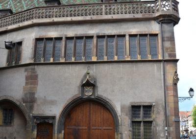 -Koifhus,Place de l'Alsacienne, Colmar - Diario di viaggio in Alsazia