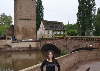Ponts Couverts, Strasburgo Grande Ile, Strasburgo -Diario di viaggio in Alsazia