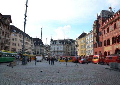 Marktplaz, Basilea - Diario di vaiggio in Alsazia
