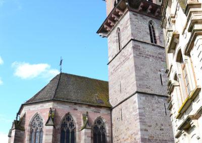-Église Saint Grégoire, Ribeauvillé - Diario di viaggio in Alsazia