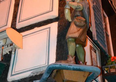 Maison Pfifferhüs, Ribeauvillè -Diario di viaggio in Alsazia