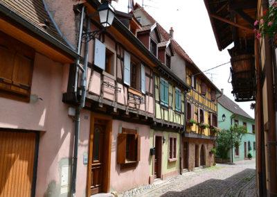 Eguisheim - Diario di viaggio in Alsazia