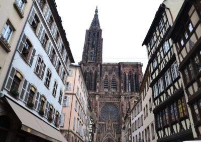 Cattedrale di Strasburgo -Diario di viaggio in Alsazia