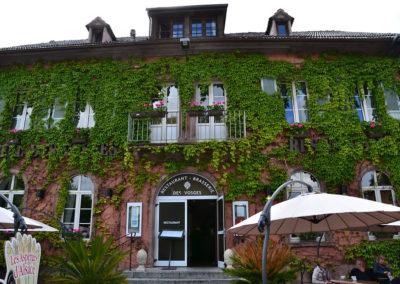 -Restaurant Brasserie Des Vosges,Turckheim - Diario di viaggio in Alsazia