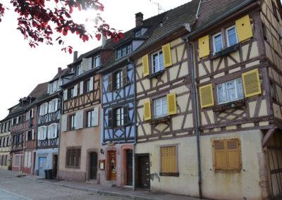 -Rue de la Poissonnerie, Colmar - Diario di viaggio in Alsazia