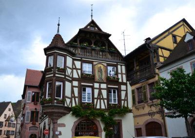 Maison Loewert, Kaysersberg - Diario di viaggio in Alsazia