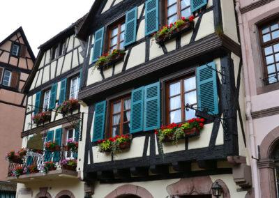 Kaysersberg - Diario di viaggio in Alsazia
