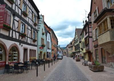 D28, Kaysersberg - Diario di viaggio in Alsazia