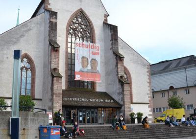Historisches Museum Basel, Basilea - Diario di vaiggio in Alsazia