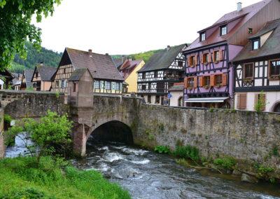 Pont Fortifie (Ponte fortificato XVI secolo), Kaysersberg - Diario di viaggio in Alsazia