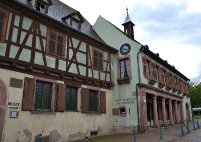Musèe A.Schweitzer, Kaysersberg - Diario di viaggio in Alsazia