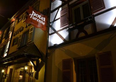 Hotel Turenne, Colmar - Diario di vaiggio in Alsazia