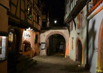Riquewirh - Diario di viaggio in Alsazia