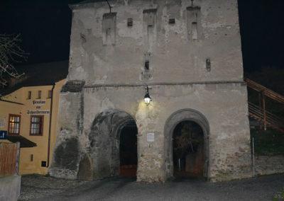Torre dei Sarti -Turnului-Croitorilor- porta- nord Sighisoara - Diario di viaggio in Transilvania - Romania